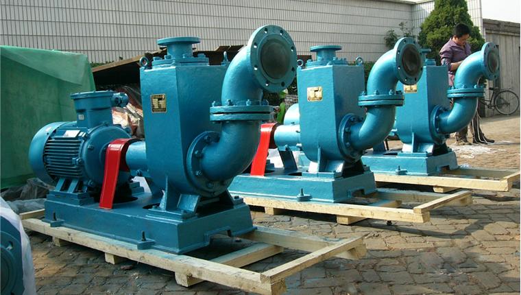 远东100CYZ-40自吸式离心油泵使用说明及安装注意事项