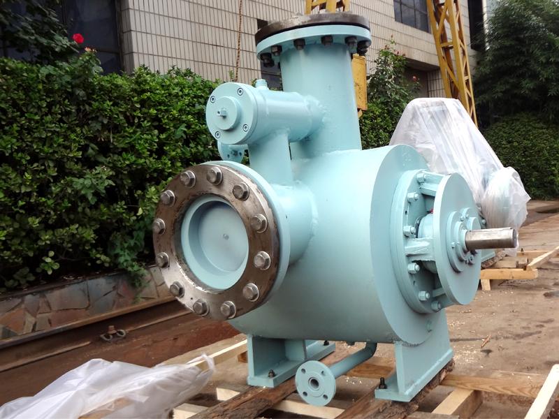 油气混输泵螺杆泵W7T.3ZK-130双螺杆泵