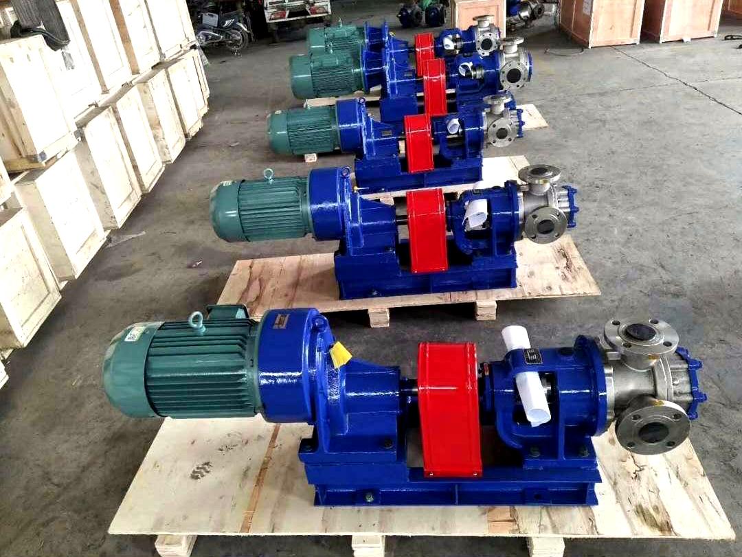 NYP160/1.0高粘度转子泵生产厂家哪家好
