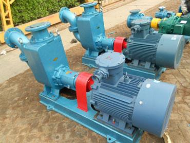 150CYZ-55自吸式离心油泵输送汽油柴油维护及注意