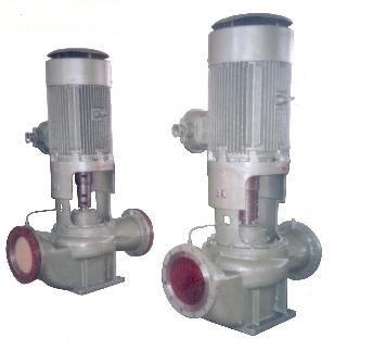 GB型便拆式管道泵/GZB型立式便拆式自吸管道油泵
