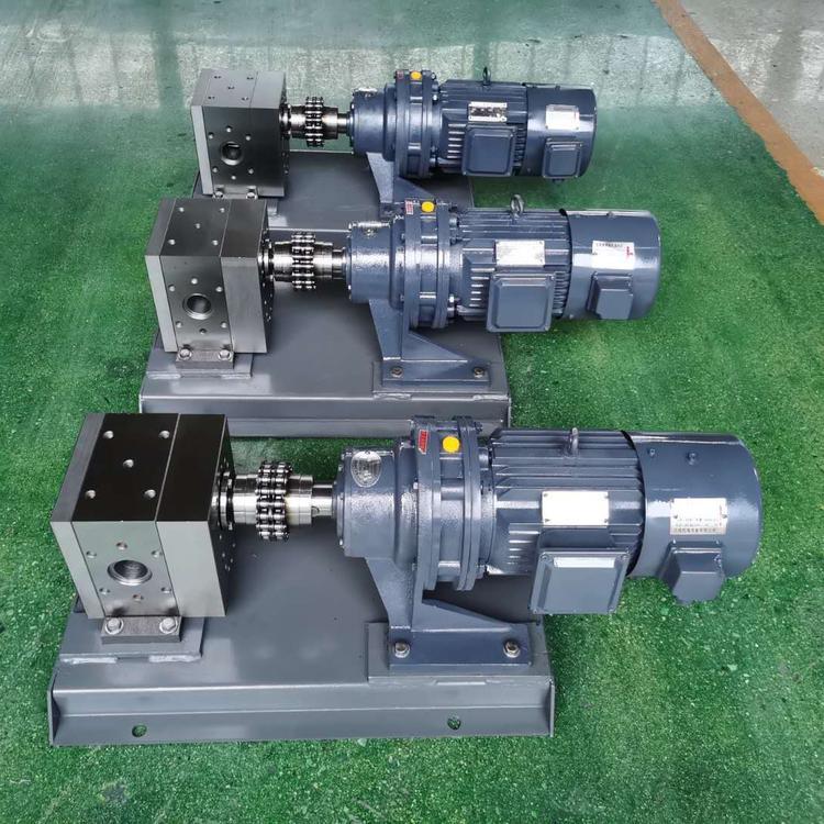 高精度高温熔体计量泵/熔喷布专用计量泵如何选择配置好