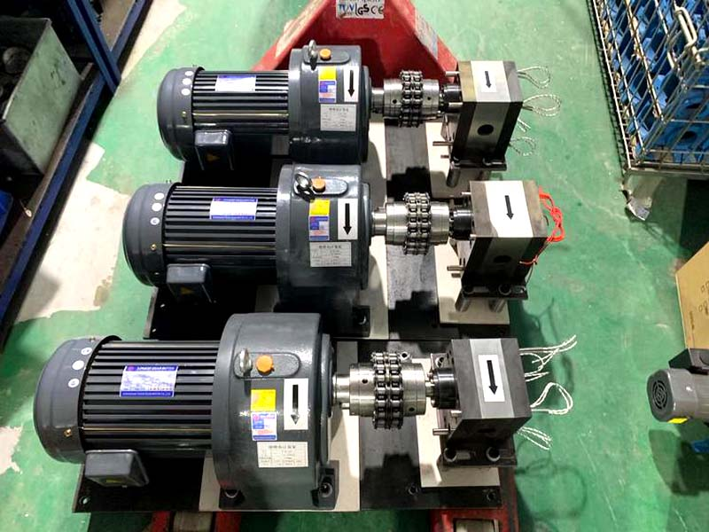 20CC/30CC熔喷布齿轮泵配套螺杆挤出机直径45-65