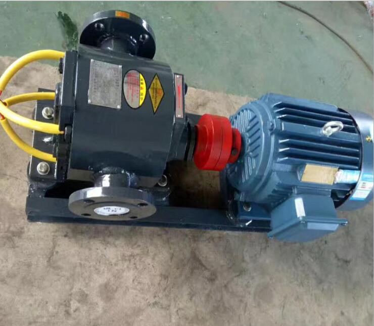 电加热夹套保温齿轮泵RCBG18流量18m3/h