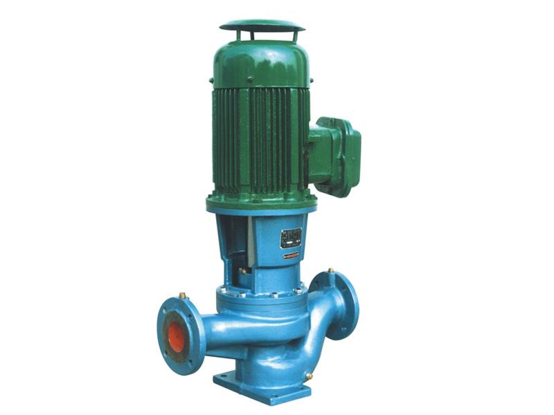 煤油公路装车泵发油泵80GY15 100GY15立式管道油泵