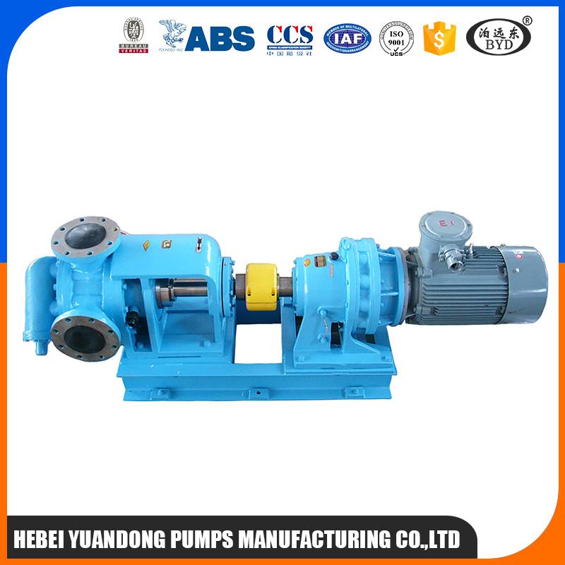 聚醚成品输送泵NYP113B-RU-104U-W51不锈钢高粘度泵