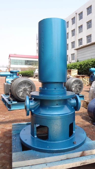C270D三螺杆泵 C270DE水轮机控制油泵配套水电站调速器