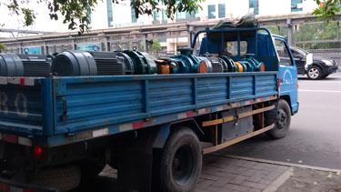 乙烯基硅油/二甲基硅油输送泵NYP220B-RU-T2-W12G