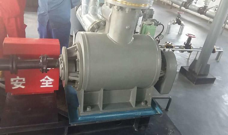 炼油厂炼化项目用双螺杆泵输送重油蜡油燃料油