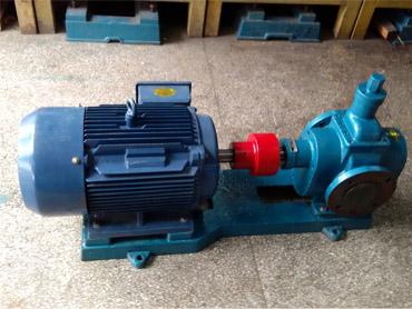 RCB-250,RCB-315,RCB-400人字形齿轮泵输送粘度值为32~460cst的工业润滑油、液压油、石油、原油、重油