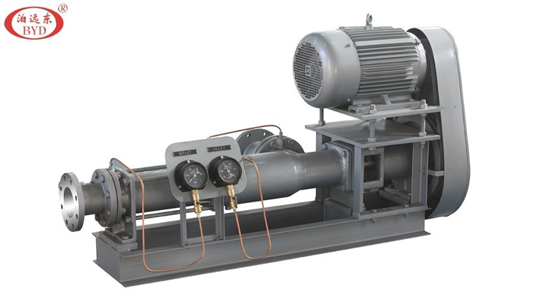 GCN40-1船用单螺杆泵