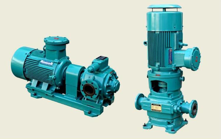 柴油汽油航空油HGB50-6滑片式管道油泵