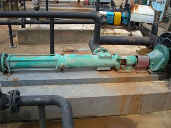 油污水提升泵油泥泵G70-1P-W102不锈钢螺杆泵