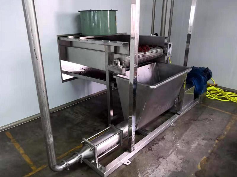 春华机械科技变频调速螺杆工料机/不锈钢螺杆工料机配套远东G50-1不锈钢螺杆泵