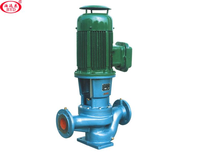 200GY60A 100GY40A立式离心管道油泵12台出厂