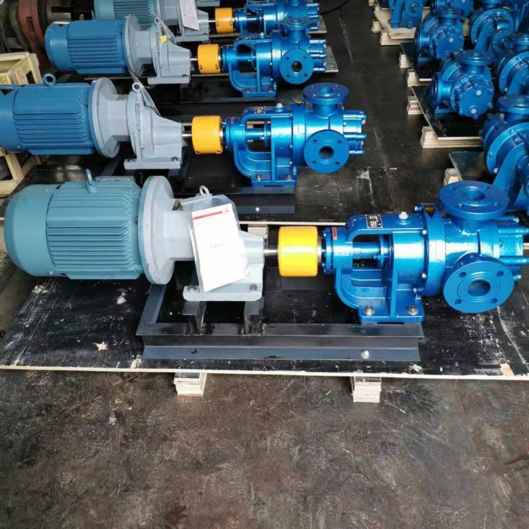 大豆磷脂油卸车泵NYP115B-RU-M1-W11G高粘度转子泵