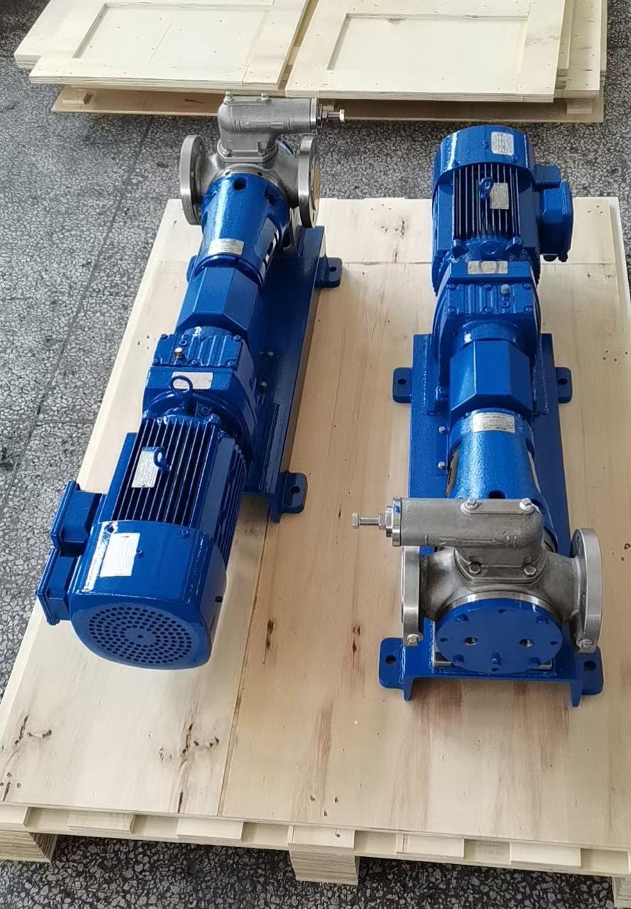 环氧树脂输送泵/聚氨酯树脂泵NYP115B-RU-104U-W51G高粘度泵