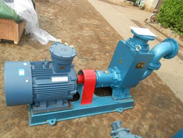 航空煤油公路装车泵80GY32立式管道离心油泵