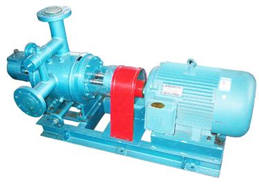 双螺杆沥青泵W7.2ZK-90Z2M1W73夹套保温沥青泵