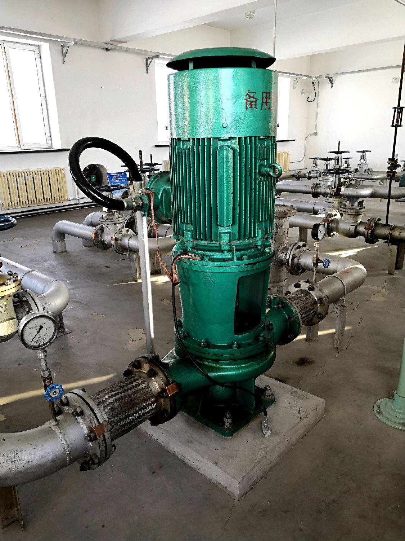 柴油汽油专用150GY95A立式离心油泵流量170m3/h