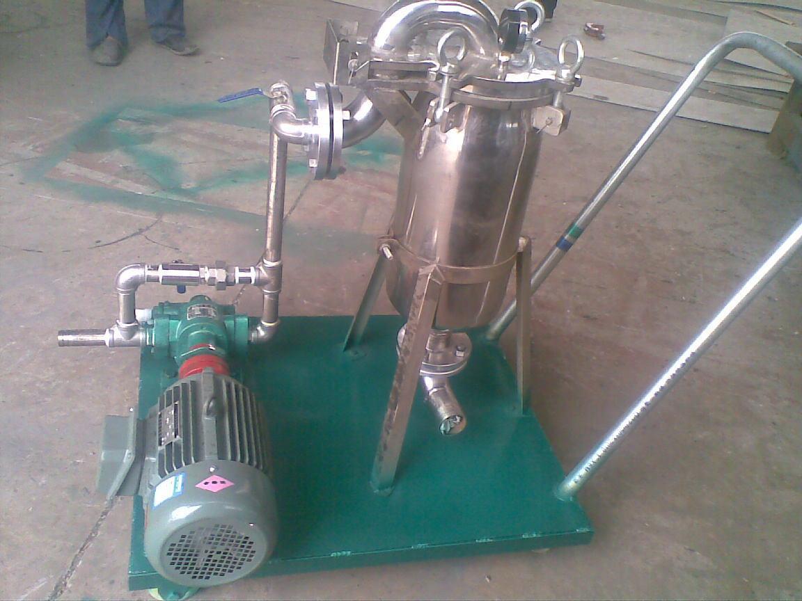 树脂过滤机过滤泵配套NYP50B-RU-T2-W11高粘度泵