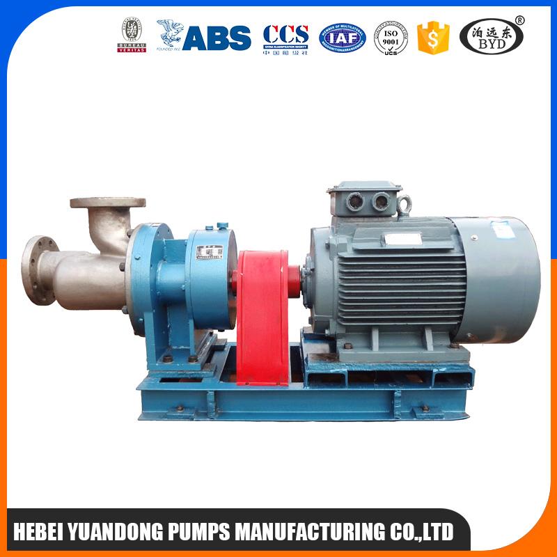 薄膜蒸发器真空出料泵ZTP120-250A型不锈钢螺杆泵