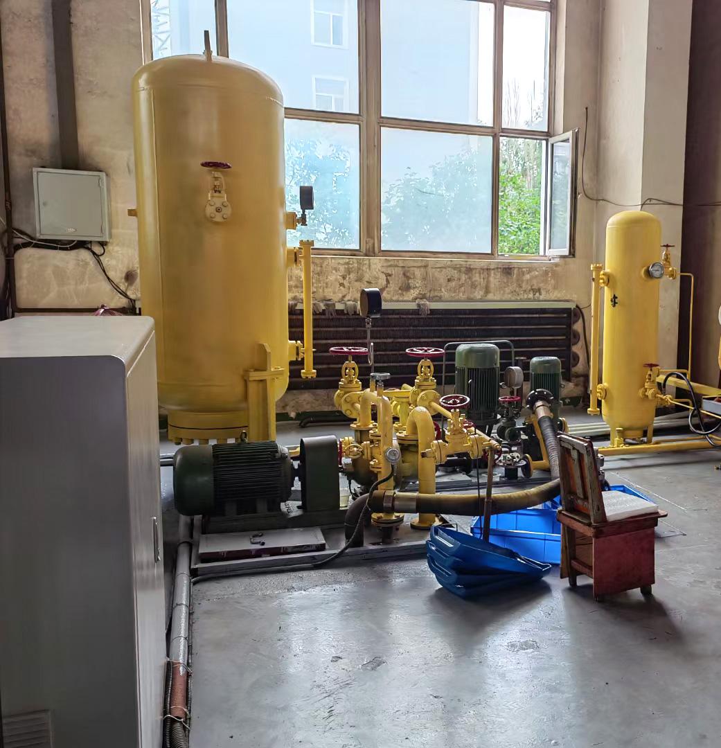 汽轮机氢侧密封油泵3GR70X3W21 螺杆泵