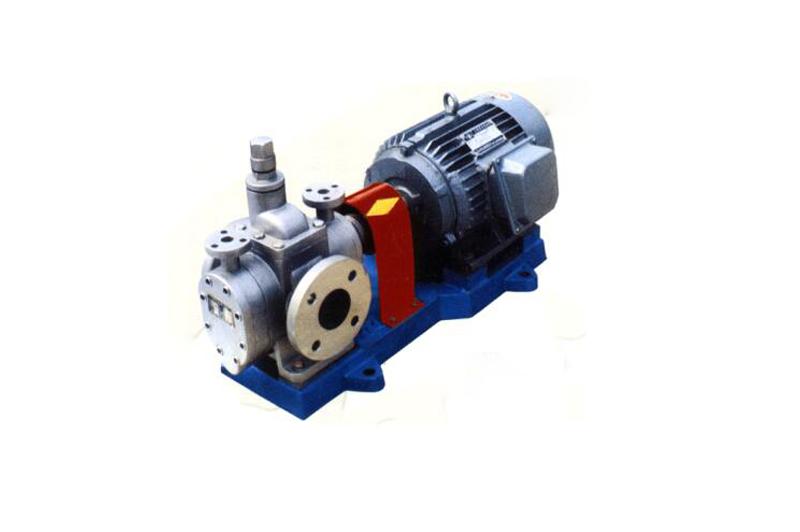 远东YCB-20/0.6不锈钢圆弧齿轮泵