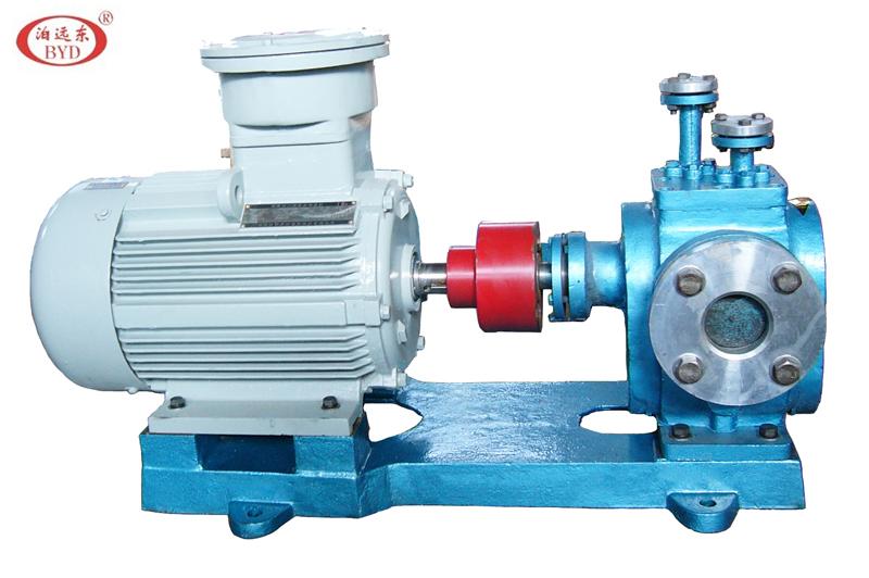 RCB系列保温齿轮泵