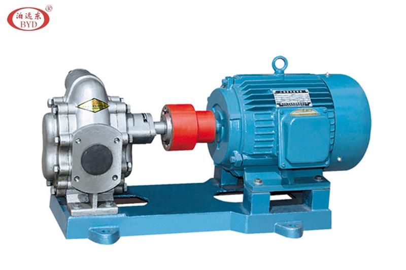 KCB-200不锈钢齿轮油泵