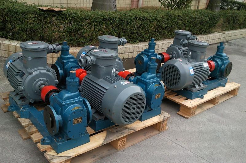 渣油输送泵