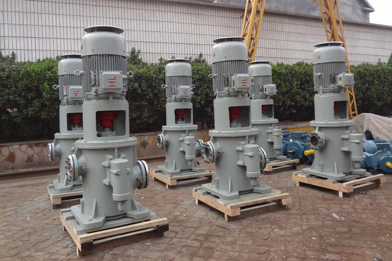 船用主机润滑油泵3GCLS双吸螺杆泵