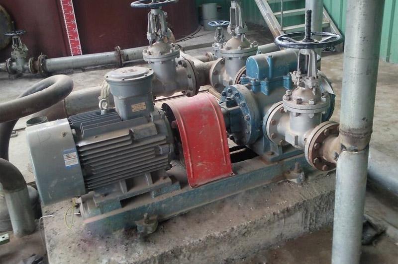 天津3GR100×2W21螺杆柴油泵