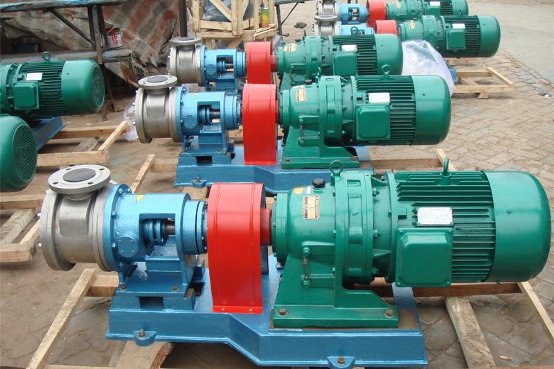 聚氨酯树脂浆料泵