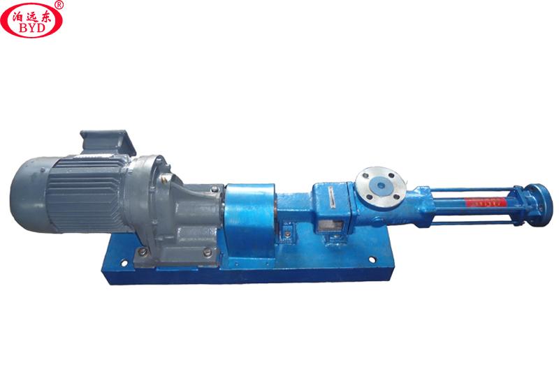 EH单螺杆泵