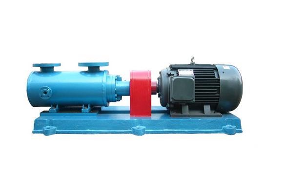 SN保温三螺杆泵