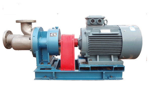WKSe双螺杆泵