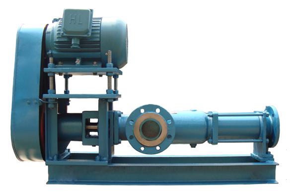 GCN单螺杆泵