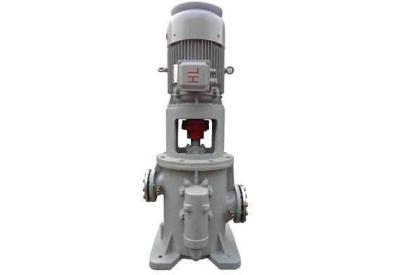 3GCL立式三螺杆泵