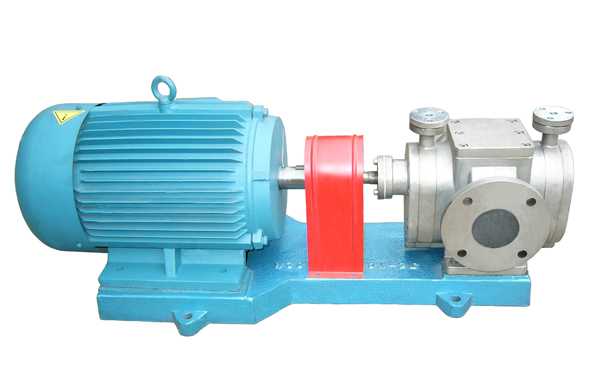 RCB不锈钢齿轮油泵