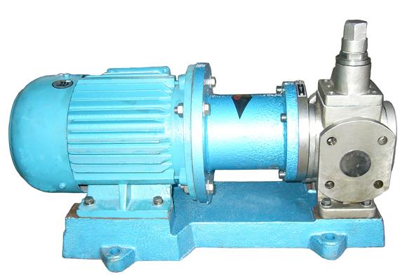 YCB不锈钢磁力驱动齿轮泵