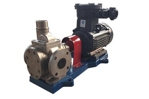 远东YCB-10不锈钢圆弧齿轮泵