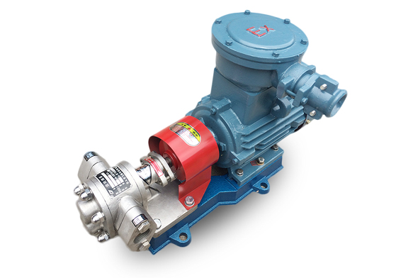 KCB不锈钢齿轮泵(无阀)