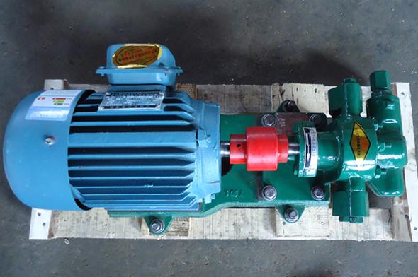 润滑油增压泵
