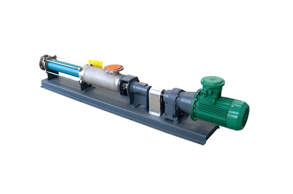 G系列不锈钢单螺杆泵