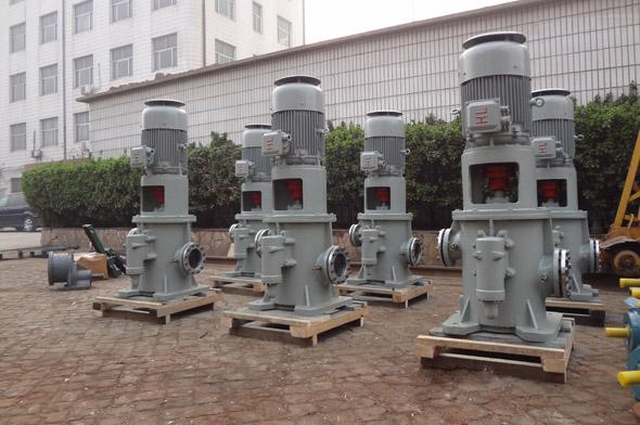 船用主机滑油泵3GCL船用立式螺杆泵