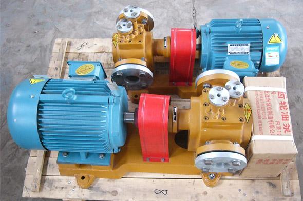 RCB系列保温沥青泵