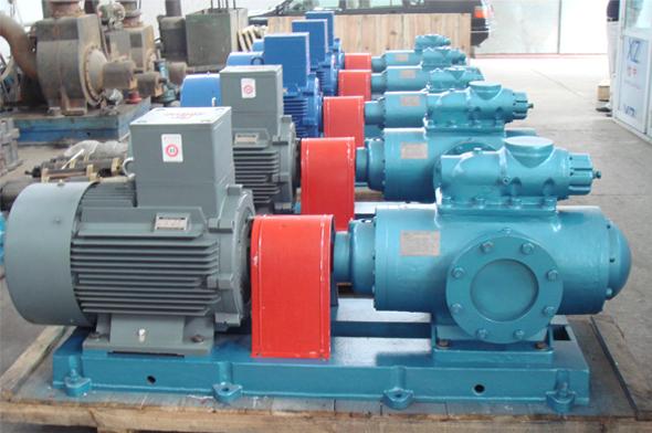 稀油站高压润滑油泵