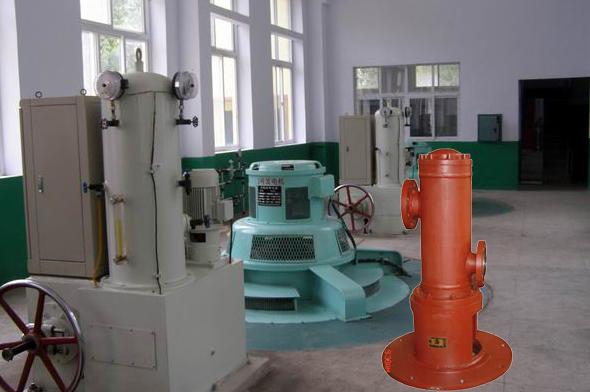 G型水电站调速器高压螺杆泵