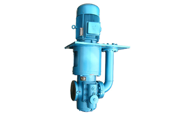 SNF立式三螺杆泵